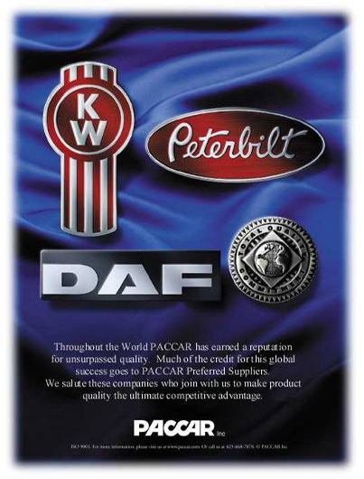 What Is Ppm >> Products & Services - See What We Offer   PACCAR