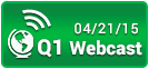 PACCAR Q1 2015 Earnings Webcast