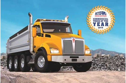 Kenworth T880 ATD Truck of the Year