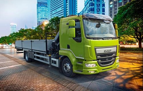 DAF LF Euro 6 Urban Truck