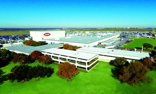 Peterbilt Plant in Denton, TX