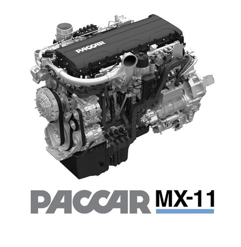 PACCAR MX-11 Engine