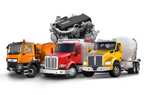 PACCAR Conventional Trucks and MX-11 Engine