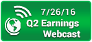 Q2 Earnings Webcast button