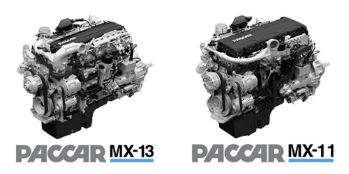 PACCAR MX-13 and MX-11 Engines