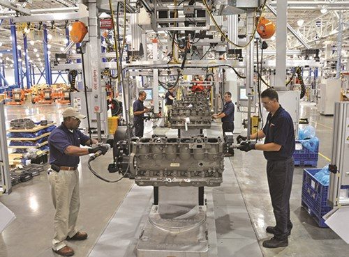 PACCAR Engine Plant