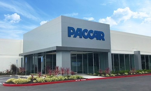 The PACCAR Innovation Center, Sunnyvale, California