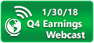 1/30/18 Q4 Earnings Webcast