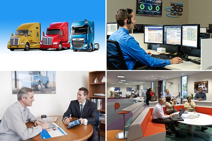 PACCAR - a global technology leader